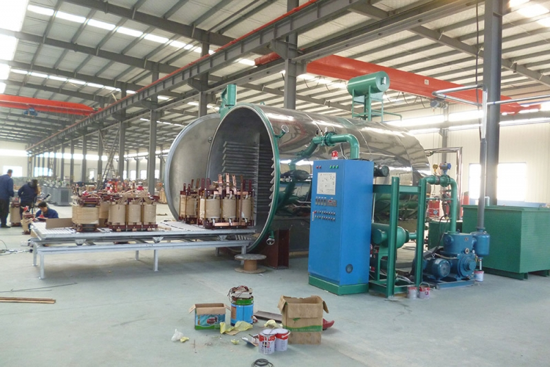 KBY variable pressure method vacuum drying